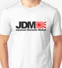 Japanese Domestic Market JDM (2) Slim Fit T-Shirt