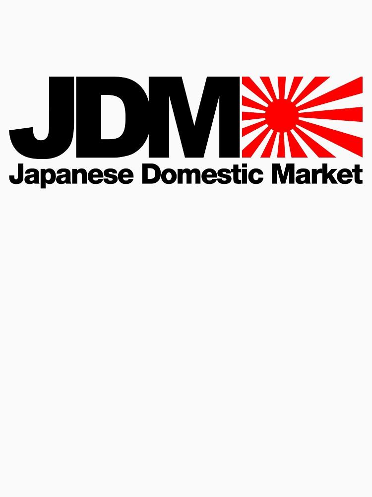 Japanese Domestic Market JDM (2) | Unisex T-Shirt