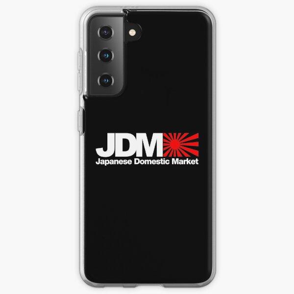 Mercado interno japonés JDM (3) Funda blanda para Samsung Galaxy