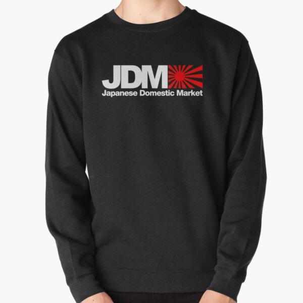 Marché intérieur japonais JDM (3) Sweatshirt épais