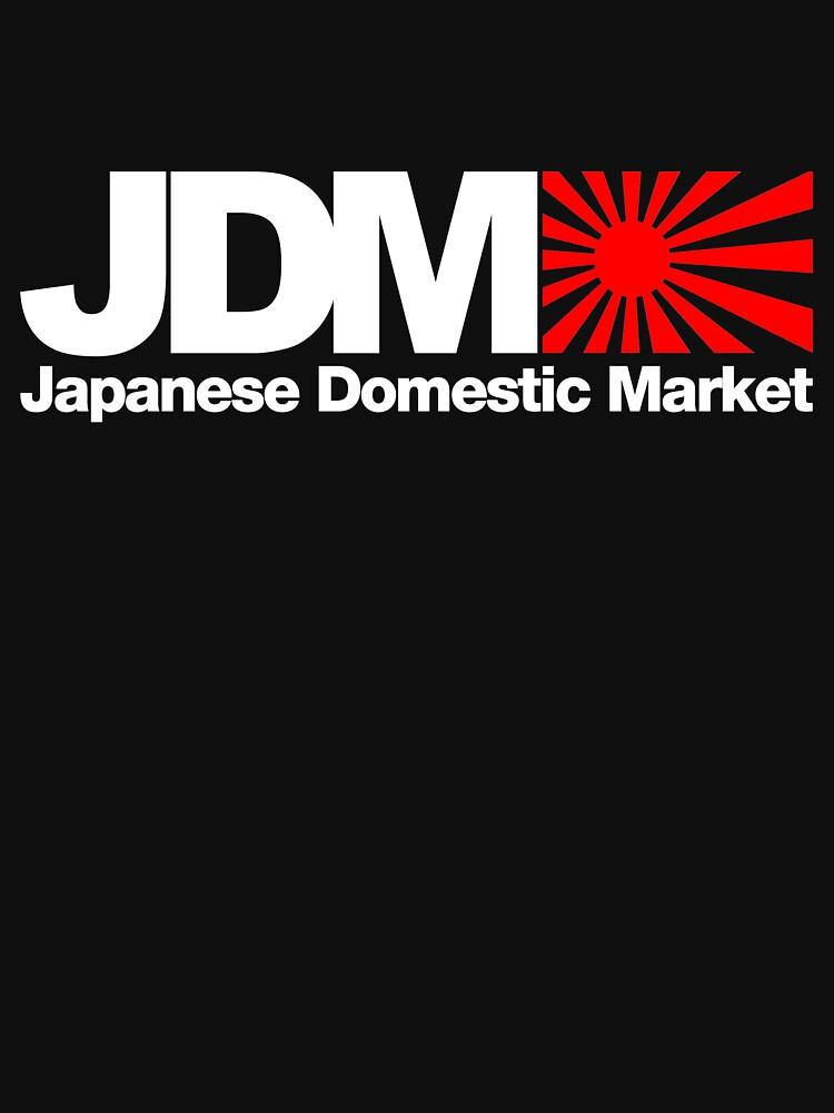 Japanese Domestic Market JDM (3) | Unisex T-Shirt