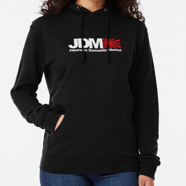 Marché intérieur japonais JDM (3) Sweat à capuche léger