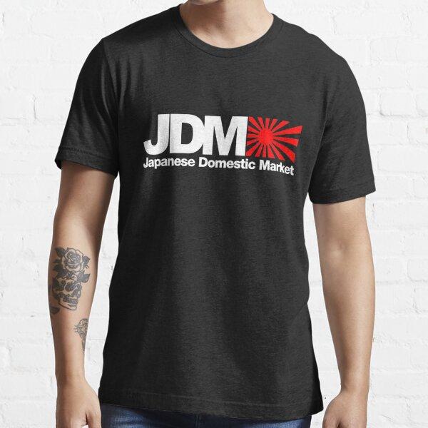 Japanischer Inlandsmarkt JDM (3) Essential T-Shirt