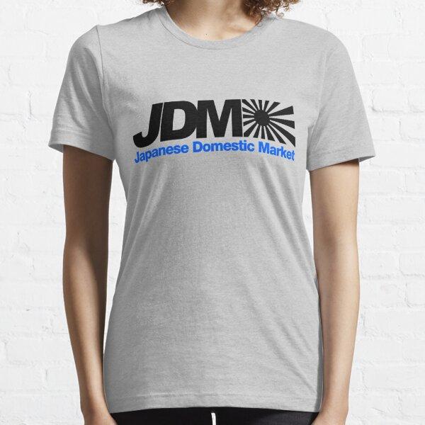 Japanischer Inlandsmarkt JDM (5) Essential T-Shirt