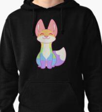 Gay Pride Fox Pullover Hoodie
