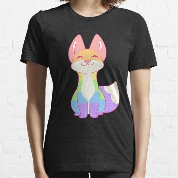 Gay Pride Fox Essential T-Shirt