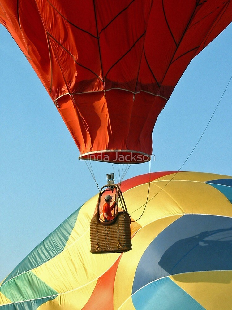 Lift off!  131 views! by Linda Jackson