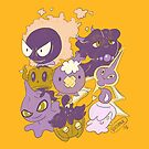 Ghost Babies by VIXTOPHER by vixtopher