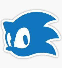 Sonic Sticker Sticker