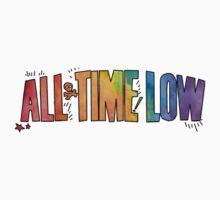 All Time Low - Paint Design | Women's T-Shirt