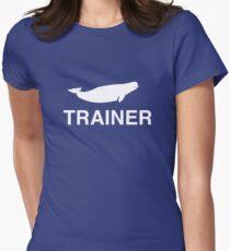 Beluga Trainer Womens Fitted T-Shirt