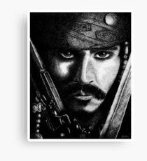 Depp Canvas Print