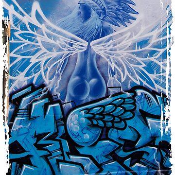 Blue Angel by vanWriten
