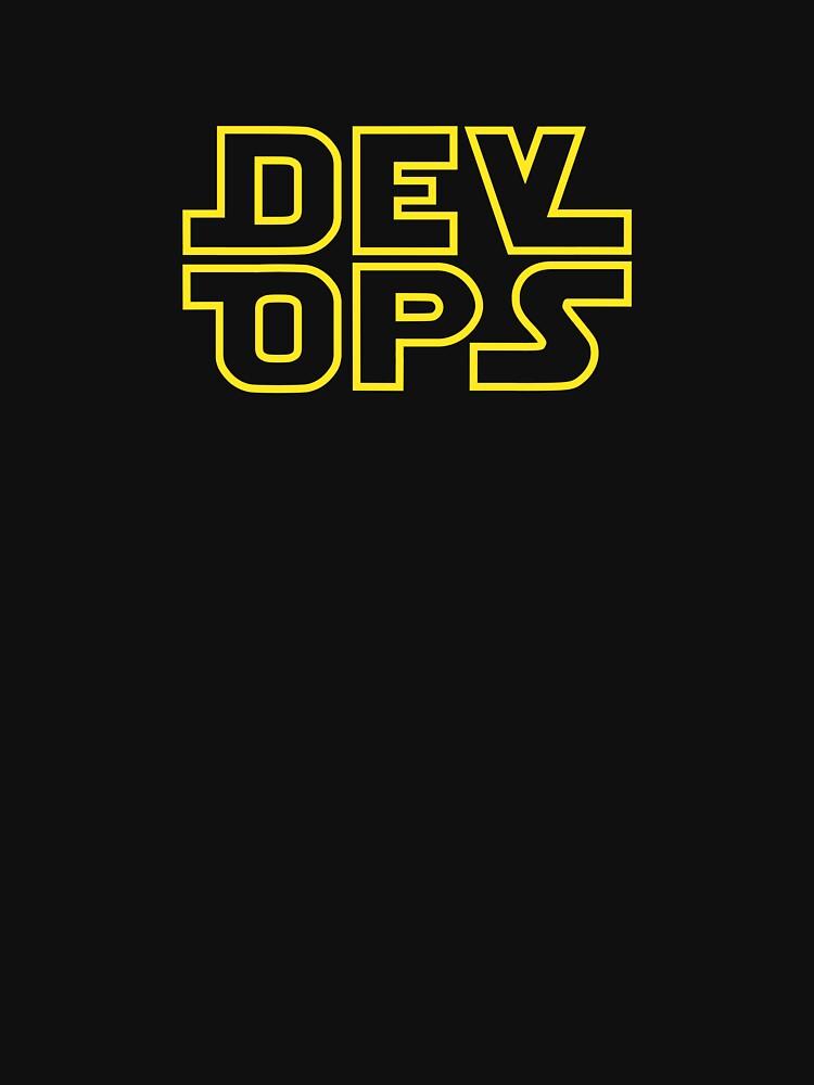 DevOps - Star Wars style | Unisex T-Shirt