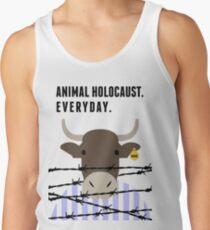 Animal Holocaust Men's Tank Top