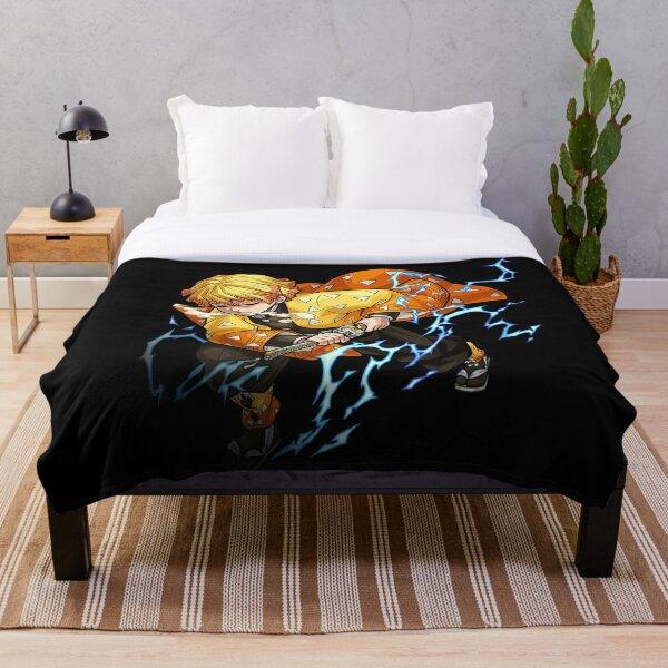 zenitsu Throw Blanket
