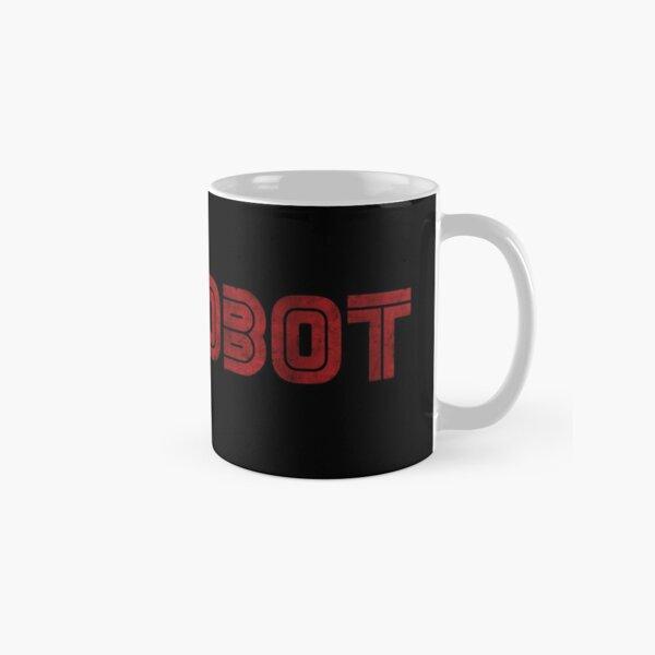 Mr. Robot (Grunge) – Mugs Classic Mug