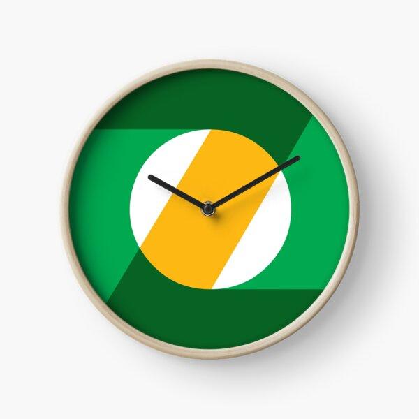 OZ short for Australia, sports supporter, olympics, australian team Clock