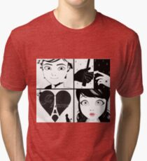 Un Ami! #2 Tri-blend T-Shirt
