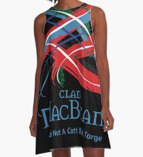 Clan MacBean  A-Line Dress