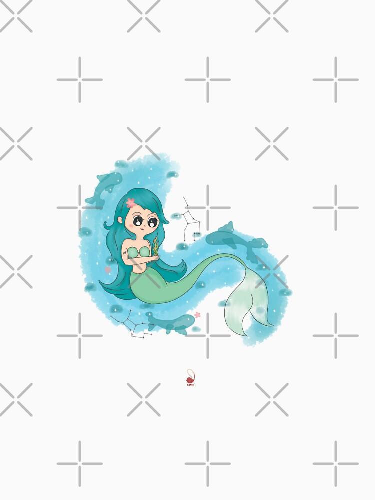 Virgo Mermaid by Aadoodles-ACU
