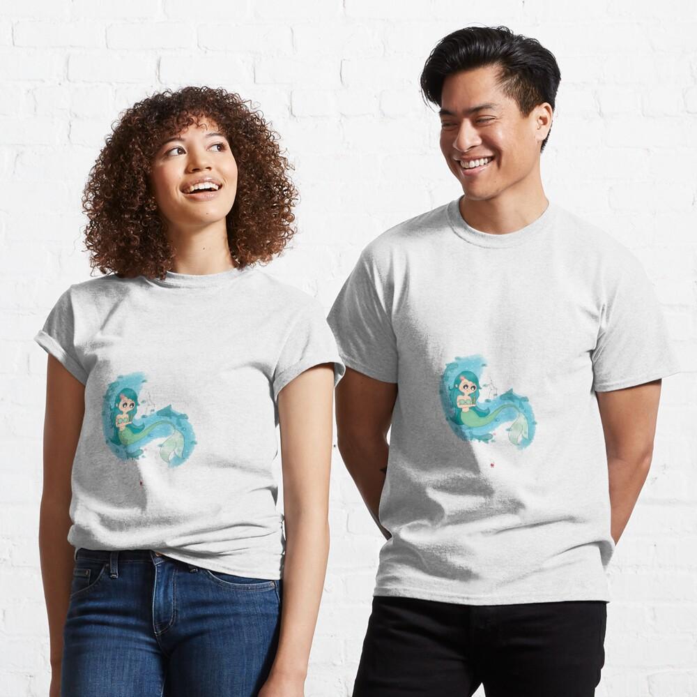 Virgo Mermaid Classic T-Shirt