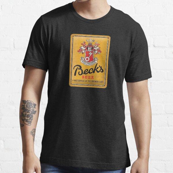 しまってもそ- Becks vintage plate - れほど心配する必要はな Essential T-Shirt