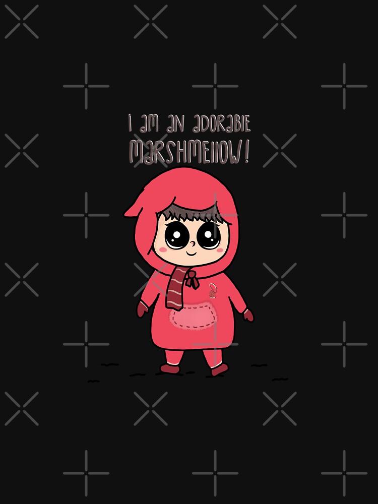 Marshmellow Ahiru by Aadoodles-ACU