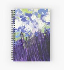 Bloom By Kenn. Spiral Notebook