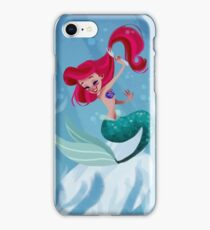 Life is the bubbles! iPhone Case/Skin