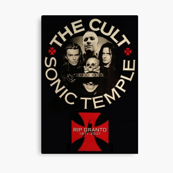Sonic Temple `Special GW Edition`  Canvas Print