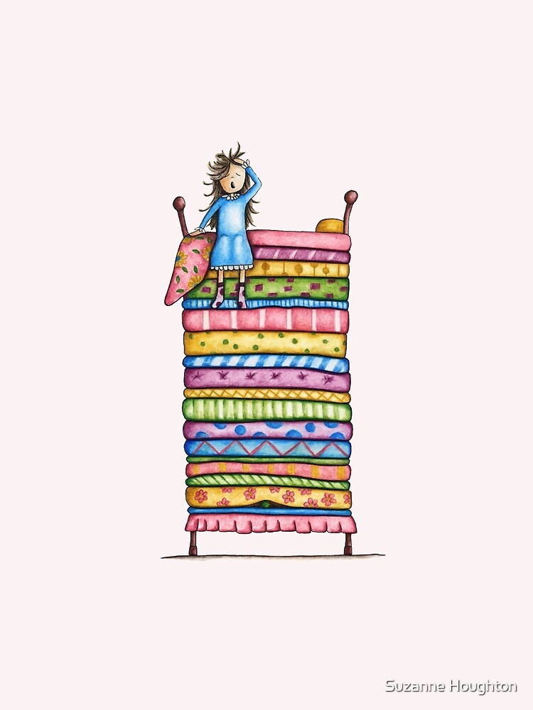 Princess and the Pea by SHoughton