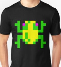 Frogger  Classic Arcade Game 80s T-Shirt