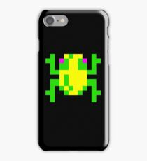 Frogger  Classic Arcade Game 80s iPhone Case/Skin