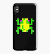 Frogger  Classic Arcade Game 80s iPhone Case
