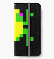 Frogger  Classic Arcade Game 80s iPhone Wallet/Case/Skin