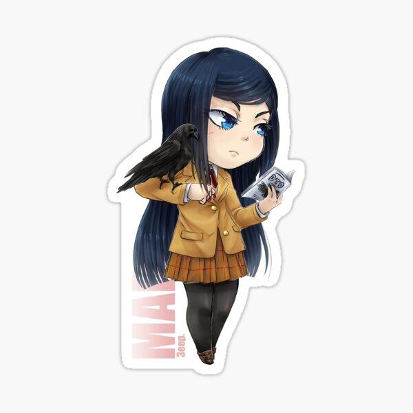 Mari  Sticker