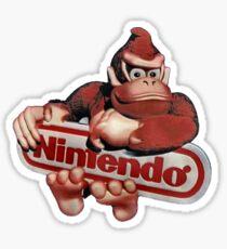 Nintendo Donkey Kong Sticker
