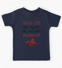 Nerd Life Kids Tee