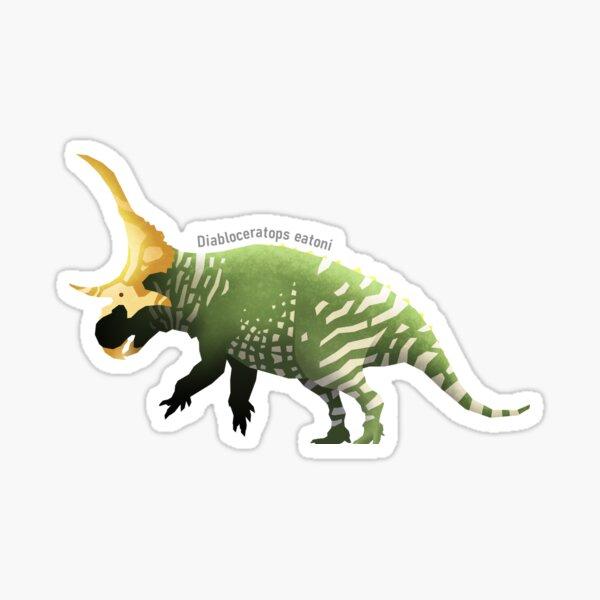 Diabloceratops eatoni Sticker