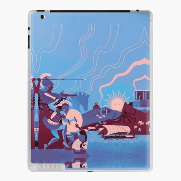 Homeric Landscape - Winter iPad Skin