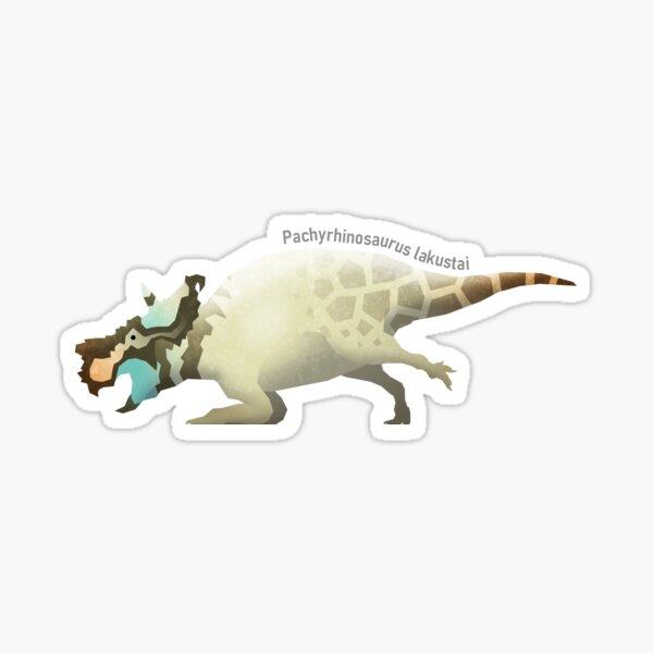 Pachyrhinosaurus lakustai Sticker