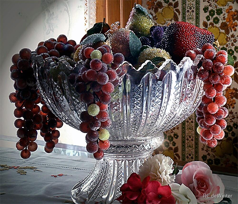 L'elegance du Fruits Faux by RC deWinter