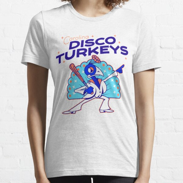 Carolina Disco Turkeys Essential T-Shirt