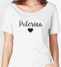 Pole Dancing - Polerina Women's Relaxed Fit T-Shirt