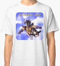 GNU & TUX Dynamic Duo Classic T-Shirt