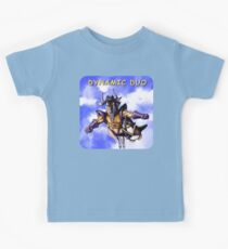 GNU & TUX Dynamic Duo Kids Tee