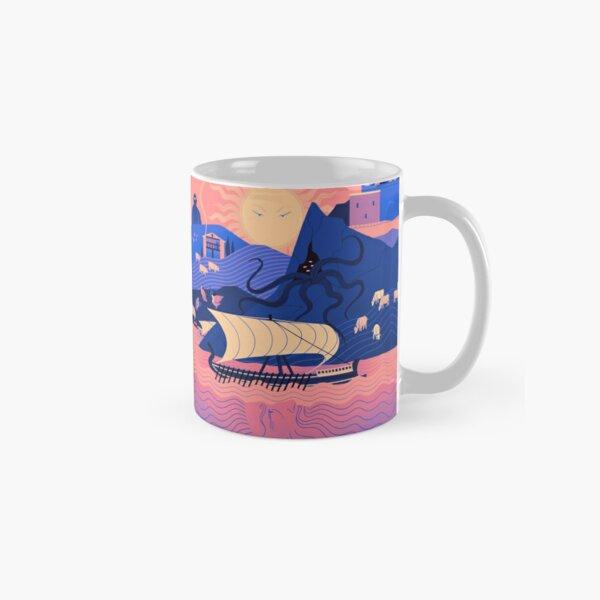 Homeric Landscape - Summer Classic Mug