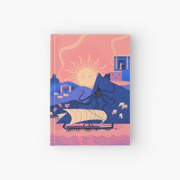 Homeric Landscape - Summer Hardcover Journal