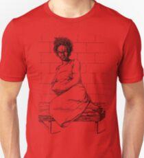 Insane Patient in a Strait-Waistcoat T-Shirt